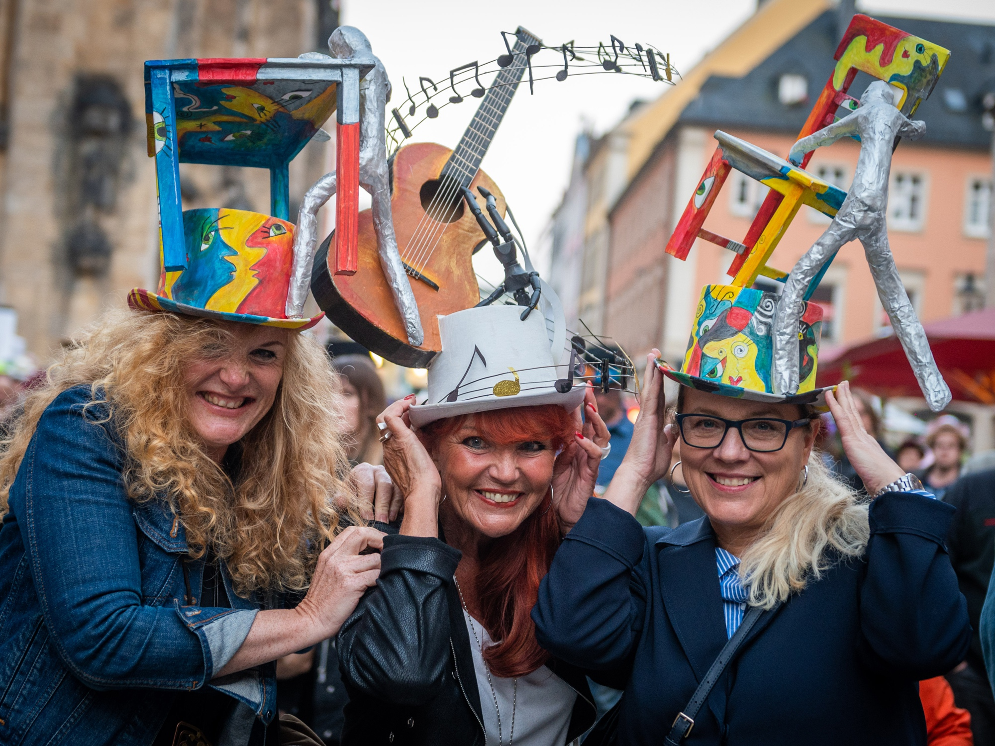 Ongekend Hutfestival Chemnitz | 22. - 24.5. 2020 | Festival der WI-69